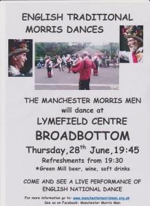 morris dancing poster 001